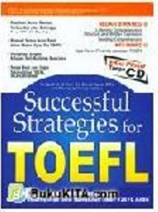 Sukses TOEFL - Successful Strategies for TOEFL