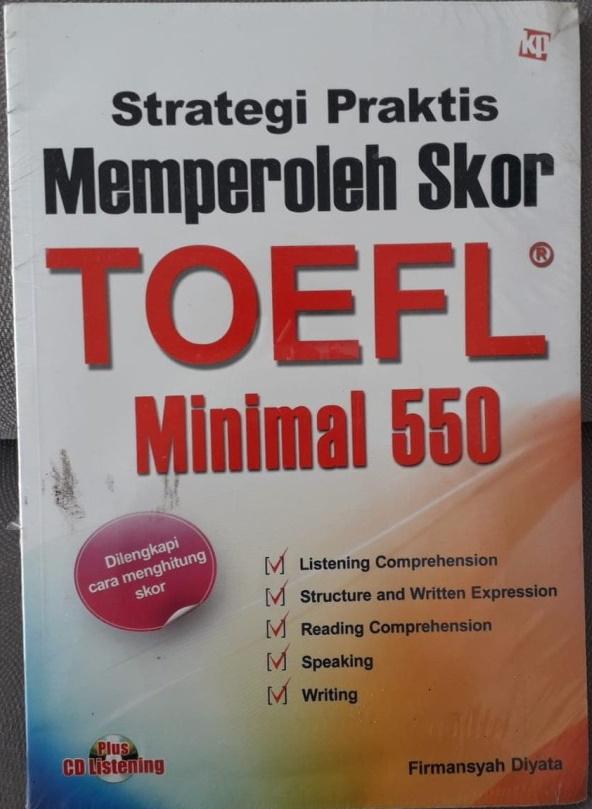 Strategi TOEFL
