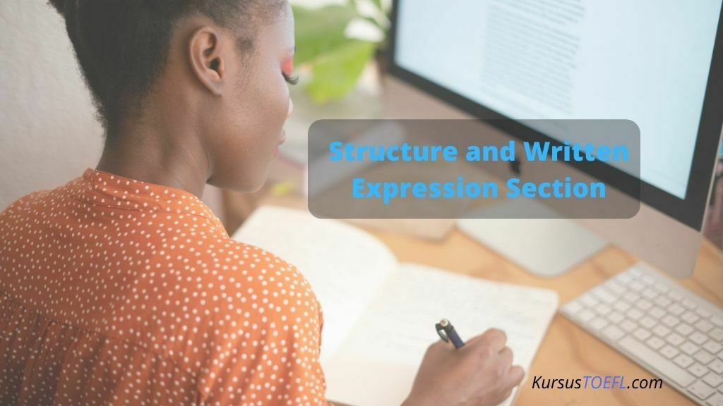 Structure and Written Expression